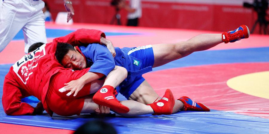 Чемпионат Европы по самбо в Екатеринбурге не состоится