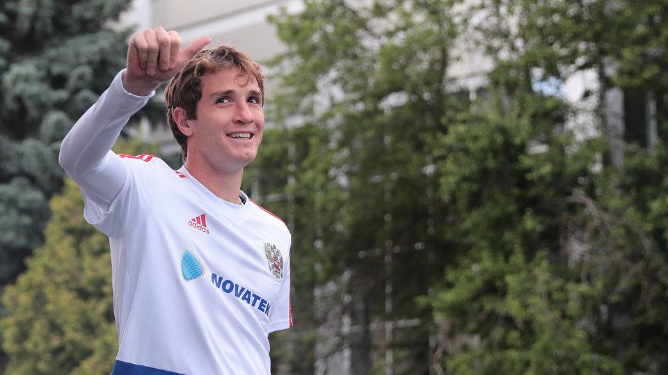 Марио Фернандес: «У меня была мечта сыграть на чемпионате мира, и я реализовал ее в футболке сборной России»