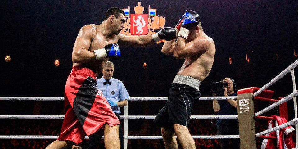 Тищенко 16 июня проведет бой против Табулы