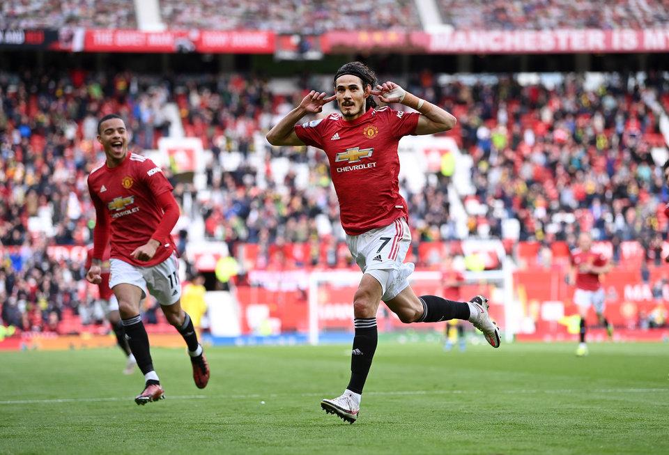 «Манчестер Юнайтед» предлагал Кавани «Ювентусу» и «Барселоне»