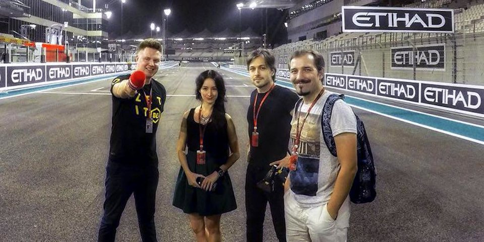 Алексей Попов – о Гран-при Абу-Даби