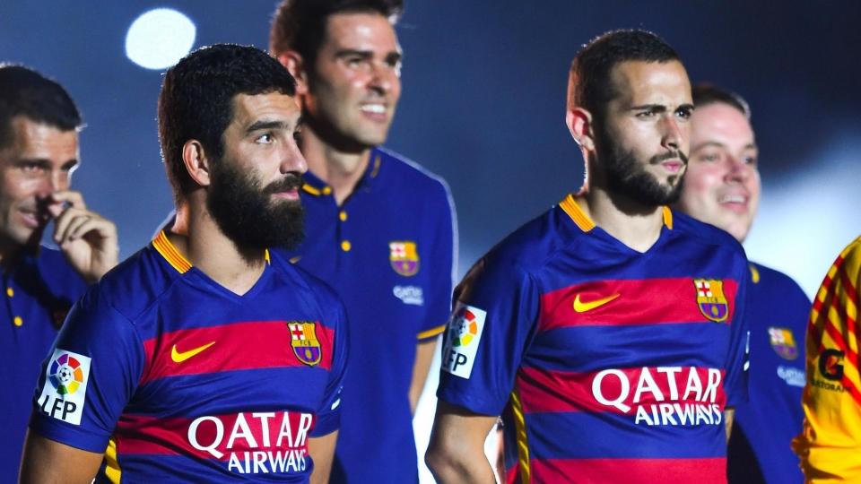 «Барселона» потеряла Турана на три недели