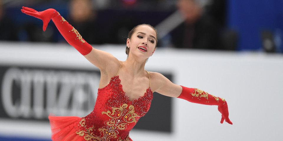 Алина Загитова: «Критика со стороны американки? У меня сбалансированная программа. Все прыжки – в такт музыке»