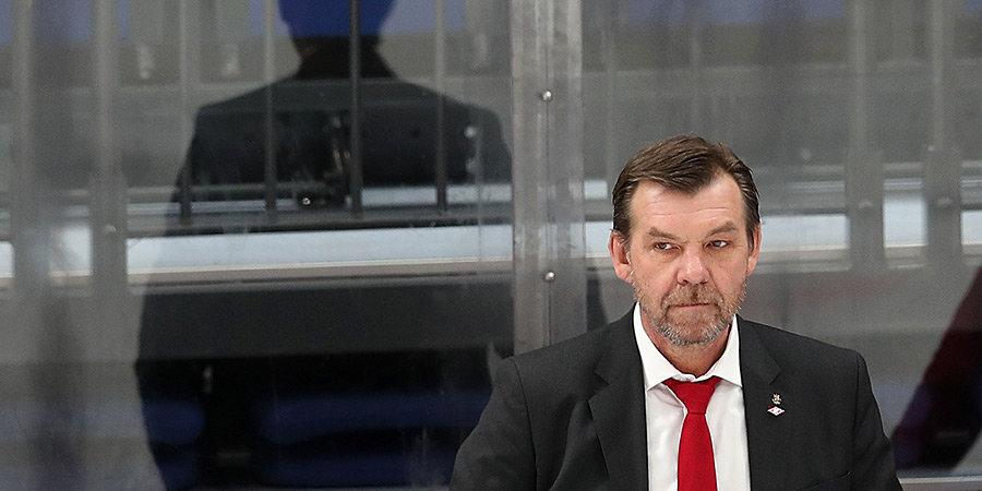 Майоров критически оценил возвращение Знарка на пост главного тренера сборной России