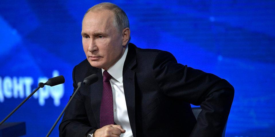 Путин поздравил «КАМАЗ-мастер» с победой в «Шелковом пути»