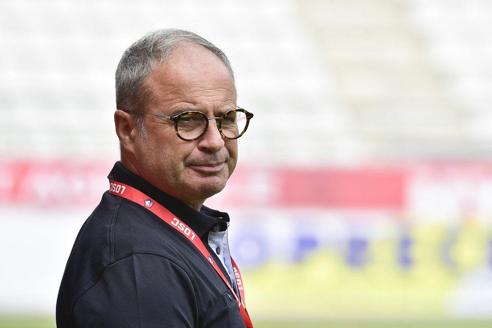 «Реал» хочет нанять экс-спортивного директора «Лилля» для покупки Мбаппе