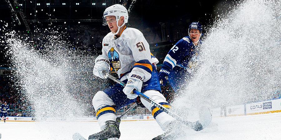 Почему Матч Звезд КХЛ – это космический хоккей. Пять вопросов Быкову