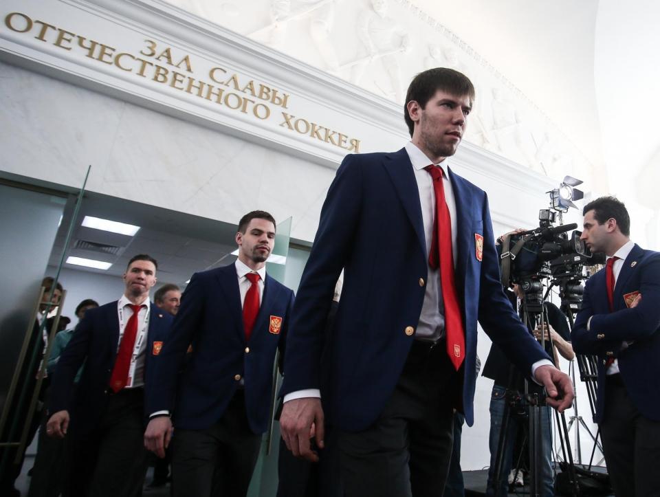 Хоккеист Береглазов хочет разрорвать договор с«Рейнджерс»