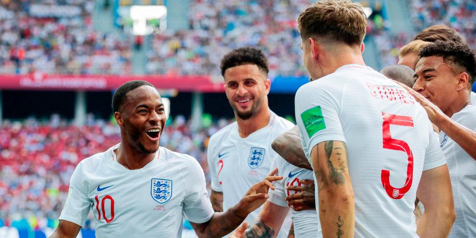 Самый просматриваемый пост дня — у сборной Англии