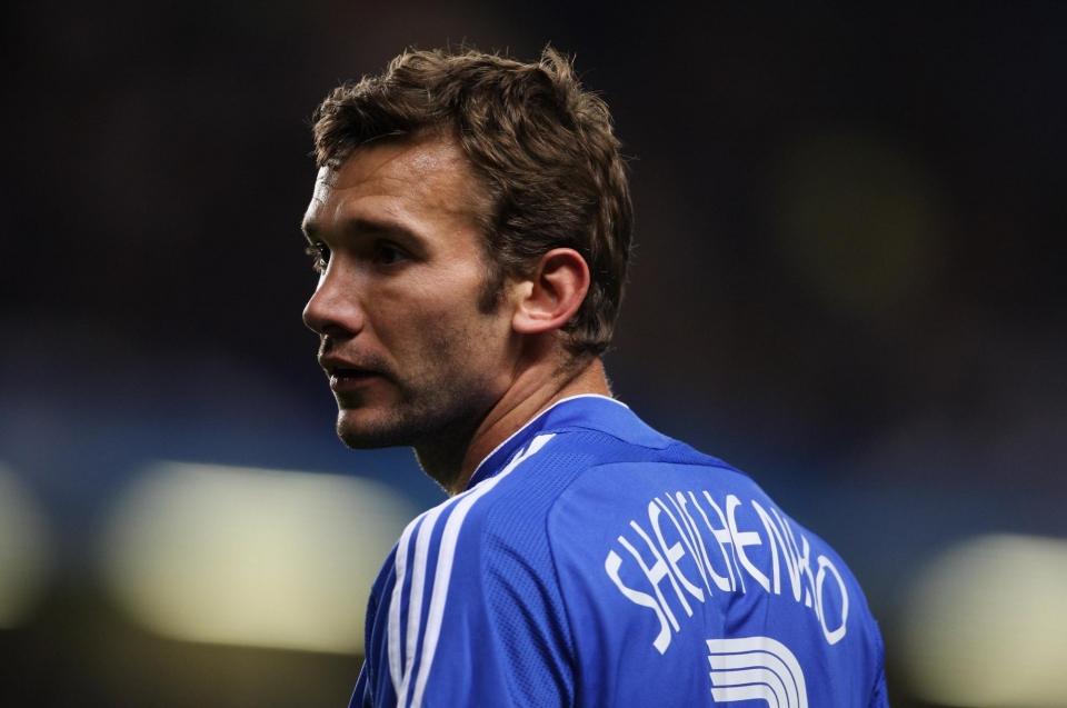 В FIFA 19 добавили карточку Андрея Шевченко с показателем 91
