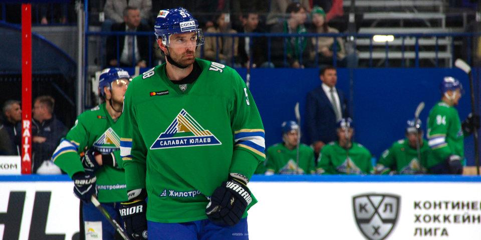 Защитник «Салавата Юлаева» Семенов вспомнил самую страшную драку в НХЛ