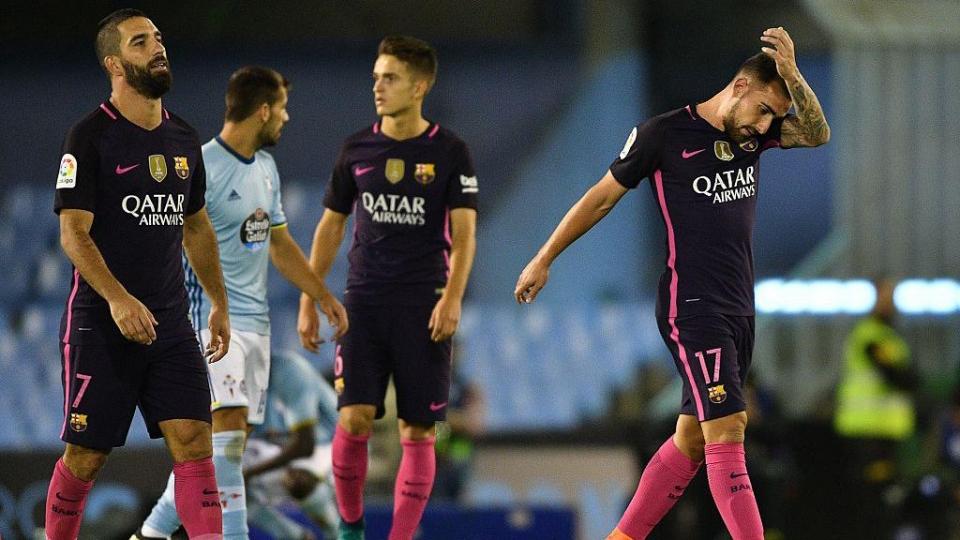 Суарес может покинуть «Барселону» уже зимой