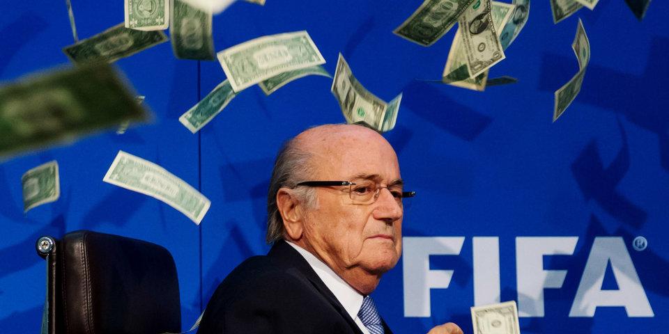 СМИ: Катар тайно заплатил ФИФА около миллиарда долларов за право проведения ЧМ