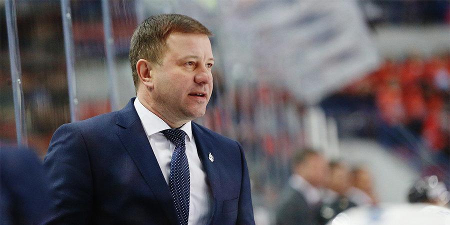 Олег Леонтьев: «Будем забивать — будут голы, будут победы»