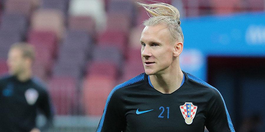 Вида провел матч за сборную Хорватии, будучи зараженным коронавирусом