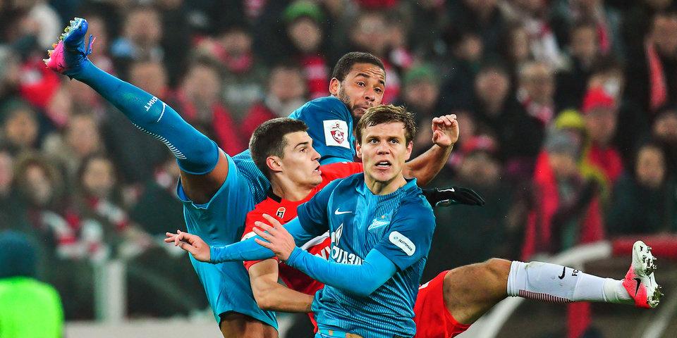 «В матче «Спартак» - «Зенит» будет 2,5 гола». Пять мнений о главной игре недели