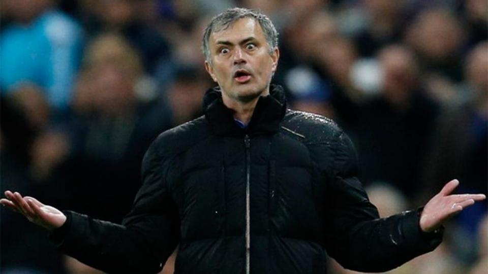 Жозе Моуринью: «Надеюсь, в УЕФА понимают, какая погода на Украине в это время»