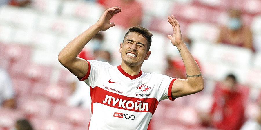 Шамиль Тарпищев — о «Спартаке»: «Команда нервирована. Пора уже показать свою игру»