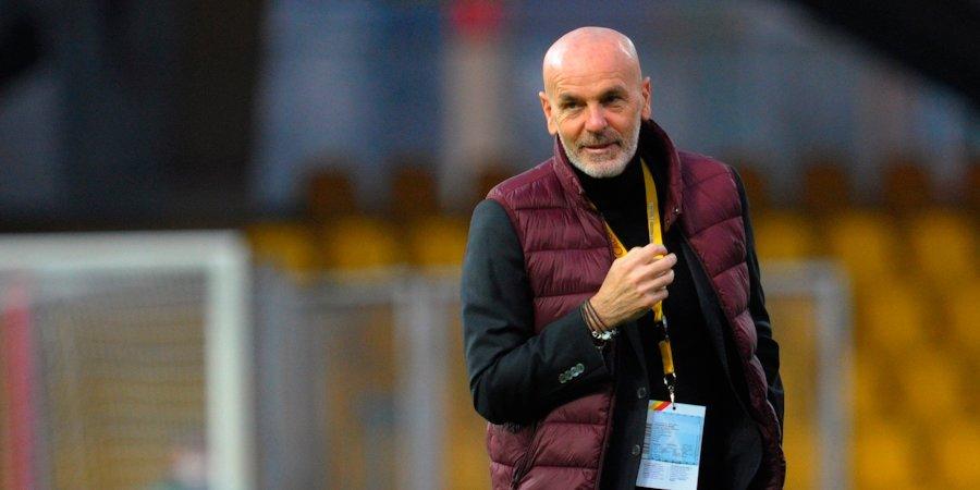 Стефано Пиоли: «Игроки «Милана» должны поверить в свое превосходство»