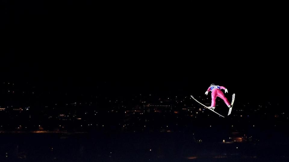 Поляк Стох победил на Олимпиаде в прыжках с трамплина, Климов – 26-й