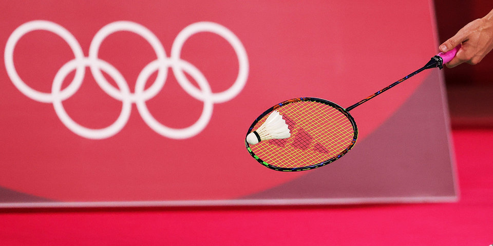 Датский бадминтонист Аксельсен завоевал золото Олимпийских игр