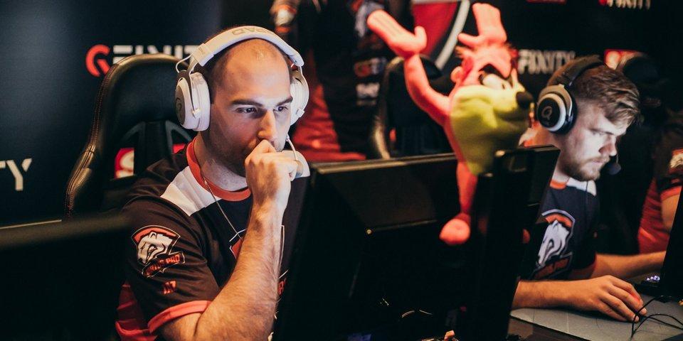 CS:GO: TaZ — новый капитан команды Virtus.pro