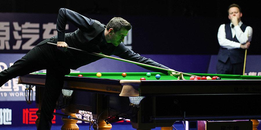 Селби потерпел поражение в 1/8 финала UK Championship