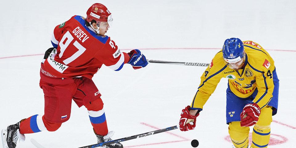 Сборная России с победы дебютирует на Кубке Первого канала: голы и лучшие моменты