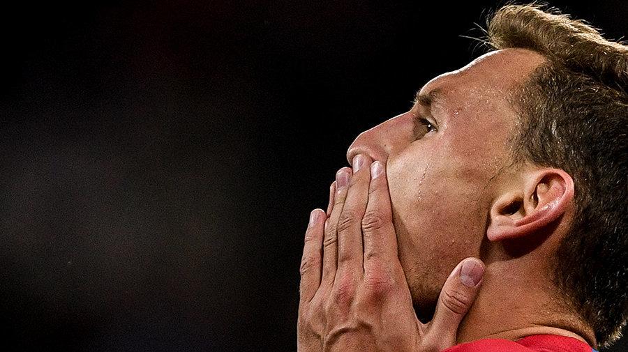 Чалов, оформивший дубль в ворота Эстонии, забил впервые за три месяца (видео)