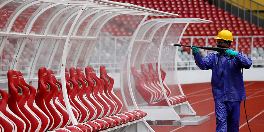 У пяти футболистов чемпионата Испании обнаружили коронавирус