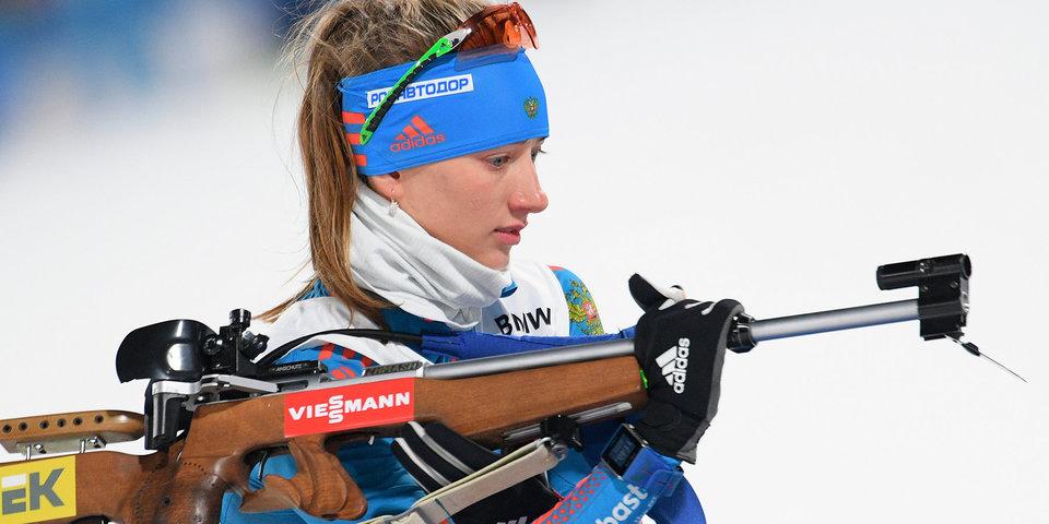 Кайшева и Виролайнен присоединятся к сборной в январе, Миронова поедет на «Ижевскую винтовку»