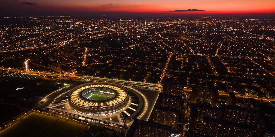 Стадион, где сборная России сыграет с Коста-Рикой