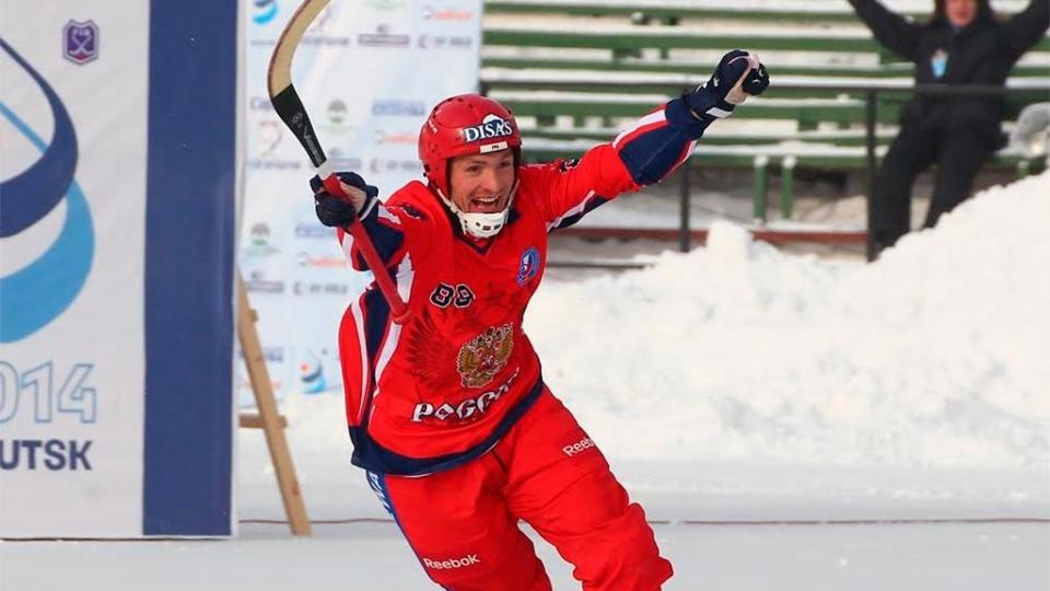 Стал известен состав сборной России на ЧМ по хоккею с мячом