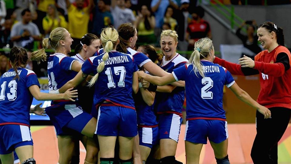 Российские гандболистки пробились на чемпионат Европы-2018