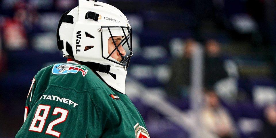 Паскуале может стать лучшим второй год подряд, Билялов — главная надежда «Ак Барса». Топ-10 вратарей КХЛ в сезоне-2021/22
