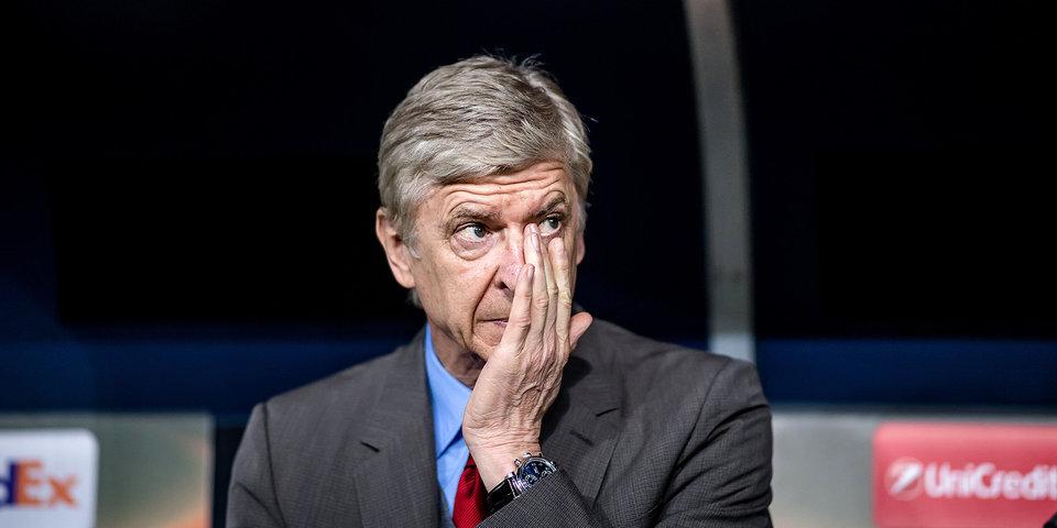 «Сити» выносит» Арсенал» второй раз за неделю. Венгер, уйди сам!