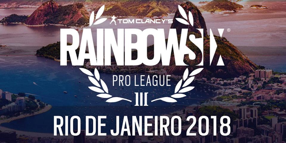 В Бразилии разыграют 167 тысяч долларов на турнире по Rainbow Six