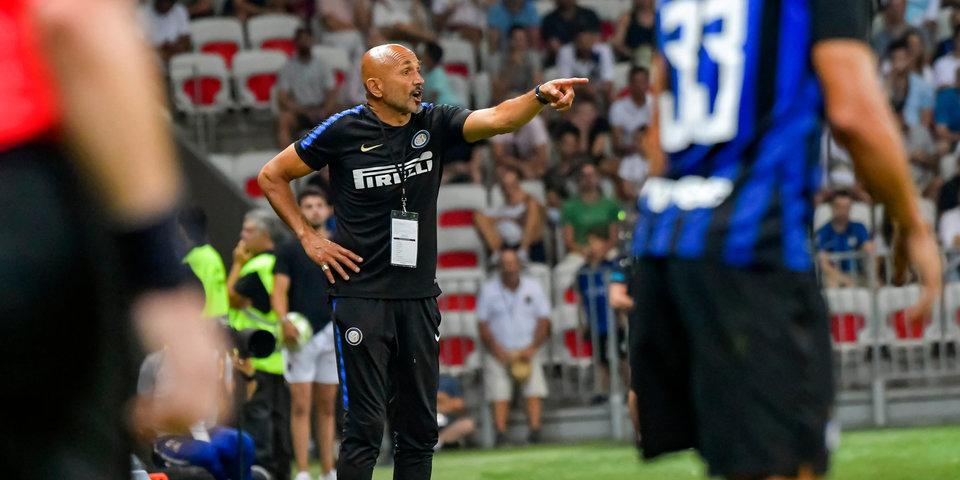 Лучано Спаллетти: «Присутствие Перишича на поле может стать ключом к победе над «Айнтрахтом»