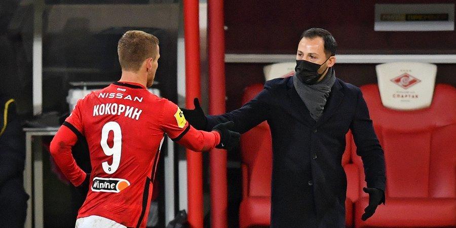 Агент Кокорина сообщил, когда игрок подпишет контракт с «Фиорентиной»