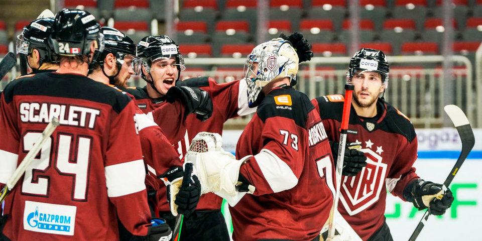 Рижское «Динамо» отправит на карантин заболевших коронавирусом хоккеистов
