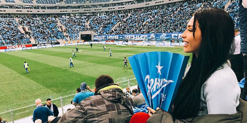 Болельщики «Зенита», которые первыми увидели новый стадион