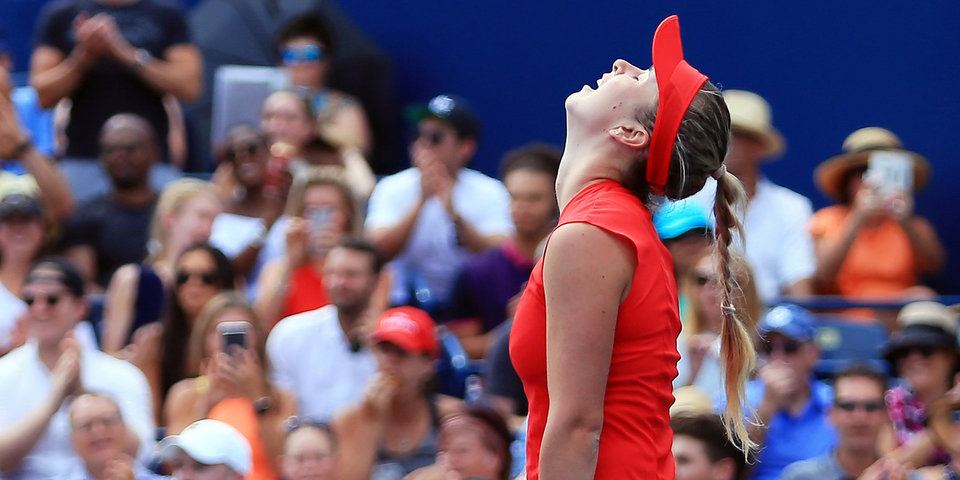 Свитолина покинула турнир в США