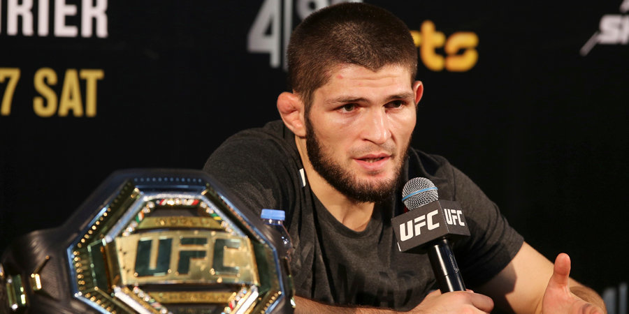 Спонсор Нурмагомедова не смог объяснить отсутствие чемпиона UFC на пресс-конференции