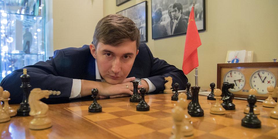 Карякин стал победителем Мемориала Таля