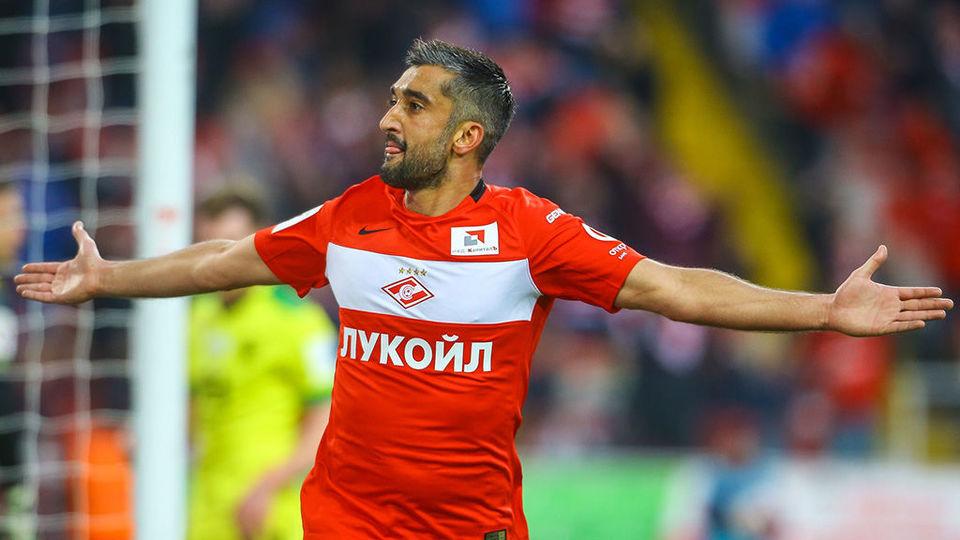 Александр Самедов: «Команда проиграла из-за меня»