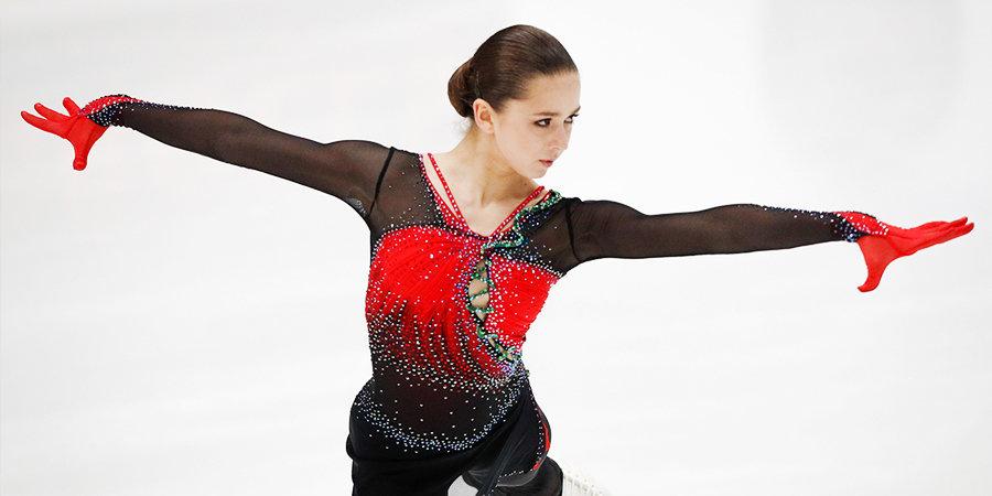 Камила Валиева действительно уникальна. Понятно, почему ее называют олимпийской надеждой России на Играх в Пекине