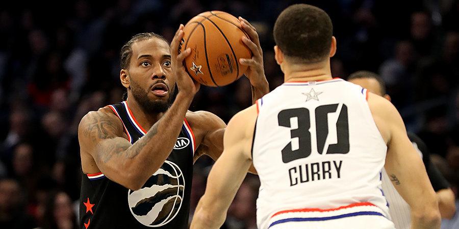 MVP финальной серии НБА стал Кавай Леонард