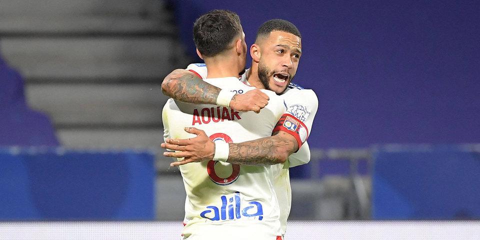 «Лион» по пенальти обыграл «Ред Стар» и вышел в четвертьфинал Кубка Франции