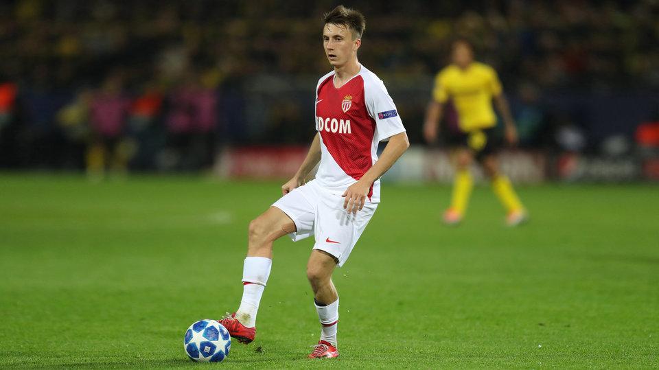 СМИ: Головин возобновил тренировки в «Монако» в общей группе
