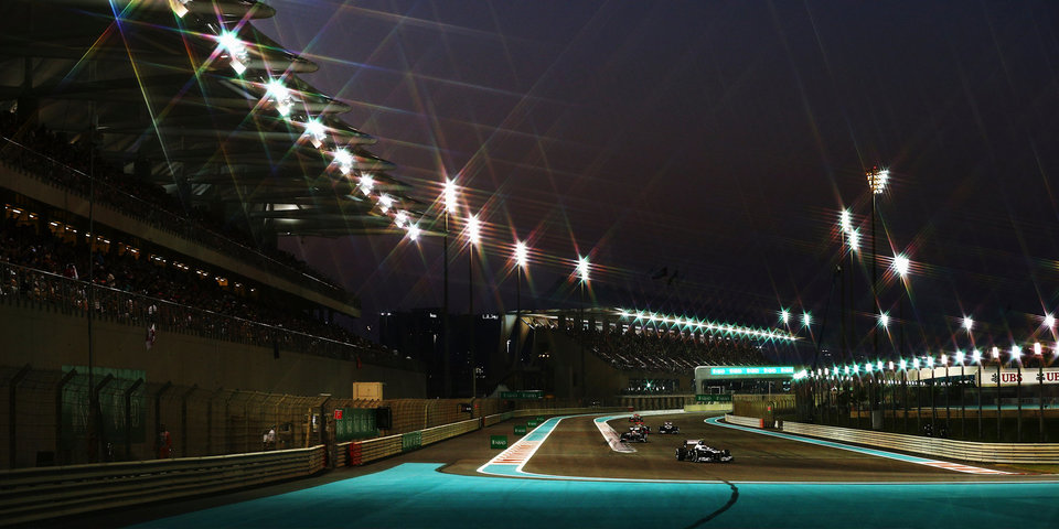 Директор автодрома: «Гран-при Абу-Даби — вершина спортивного календаря»